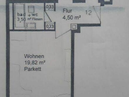 Stilvolle, gepflegte 2-Zimmer-Wohnung mit Balkon in Ingolstadt