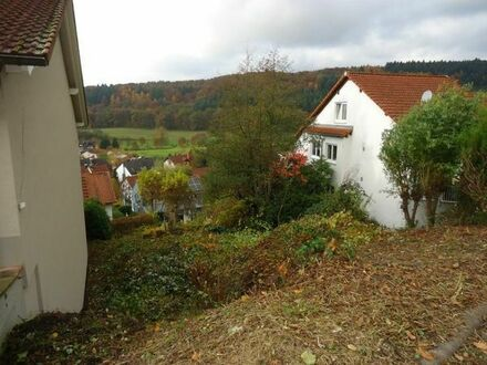 Baugrundstück für DHH, 69257 Wiesenbach