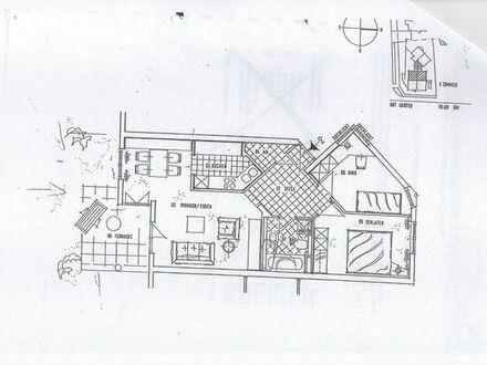 Schönaich - Von Privat: Schöne und ruhige 3-Zimmer-EG-ETW