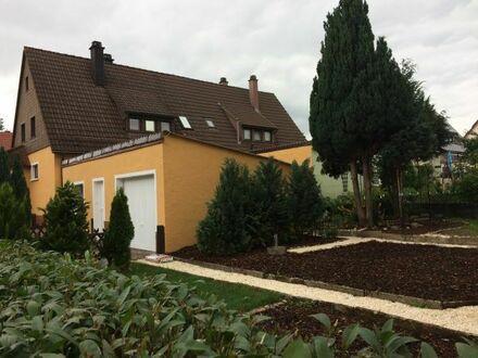 Ein/Zwei Familienhaus großer Garten und Teich,Garage und Nebengebäute in Öhringen/Nord zu verka