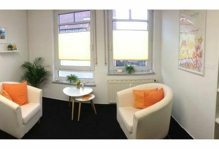 Büro/Praxisraum in Bürogemeinschaft zu vermieten