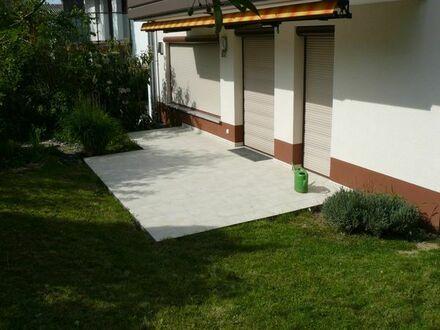 In KA-Stupferich: 100qm in DHH mit Terrasse/Garten/Garage, provisionsfrei