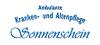 """Amb. Kranken– u. Altenpflege """"Sonnenschein"""""""