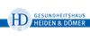 Gesundheitshaus Heiden & Dömer GmbH & Co. KG.