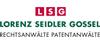 LORENZ SEIDLER GOSSEL Rechtsanwälte Patentanwälte Partnerschaft mbB