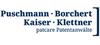 Puschmann · Borchert · Kaiser · Klettner Patentanwälte Partnerschaft mbB