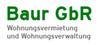 Wohnungsvermietung und -verwaltung Baur GbR
