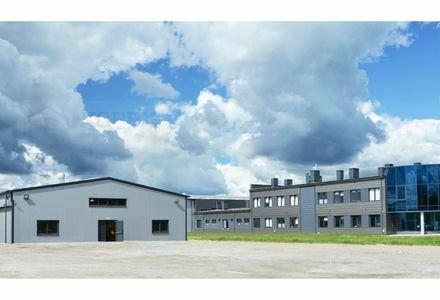 Stahlhalle 25x55x5 Lagerhalle Gewerbehalle Systemhalle Fertighalle Industriehalle Werkhalle Direkt