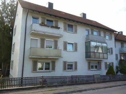 Heidenheim-Mergelstetten, nette 3-Zimmer-EG-Wohnung zu verkaufen.