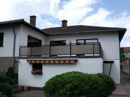 ebenerdige 2 ZKB, Hauswirtschaftsraum, Garten mit Terrasse