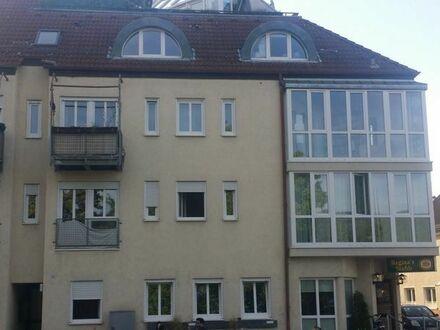 2-Zi-Wohnung mit Odenwaldblick, Wintergarten und Balkon in 10 Fahrradminuten vom HD-Bismarckplatz