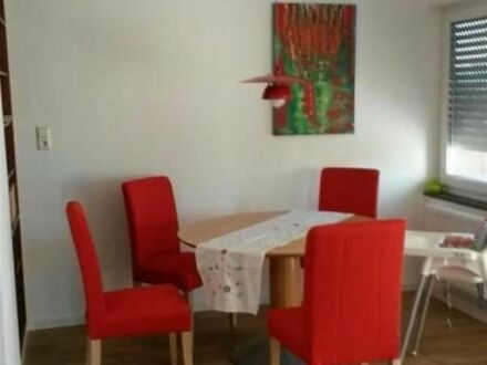 housing and recreation ALL inclusive 3 Zi.Wohnung PLUS 40 qm große Terrasse, ab 01.08.2018