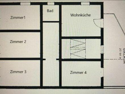 4 Zimmer Wohnung, Erstbezug
