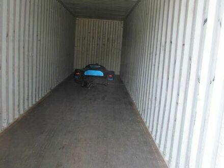91187 Röttenbach Vermiete Lager Abstellraum Lagerraum Seecontainer 6m lang