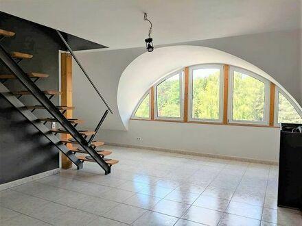 Lichtdurchflutete DG Maisonette Wohnung in Blieskastel zu vermieten