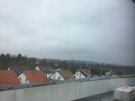 Barrierefreie 2-Zimmer-Penthouse-Wohnung in Eislingen, Neubau