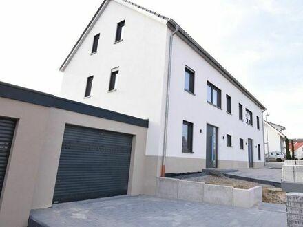 Neubau Doppelhaushälfte in Bad Bergzabern