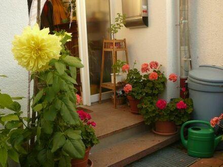 Besser gemeinsam 1 Haus mit Garten als alleine eine Wohnung ohne Balkon