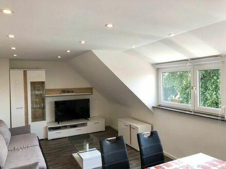 3 Zi.Wohnung in S.-Plieningen - Voll möbliert + All inclusive!!