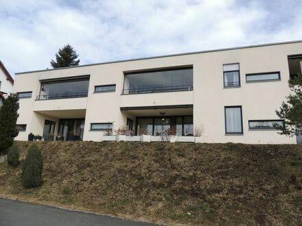 Exkl. Eigentumswohnung m. Wintergarten in 91332 Heiligenstadt, Fränkische Schweiz, zu verkaufen
