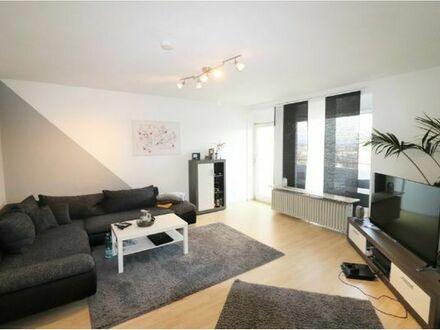 Schöne 2,5 Zimmer Wohnung über den Dächern von Lampertheim