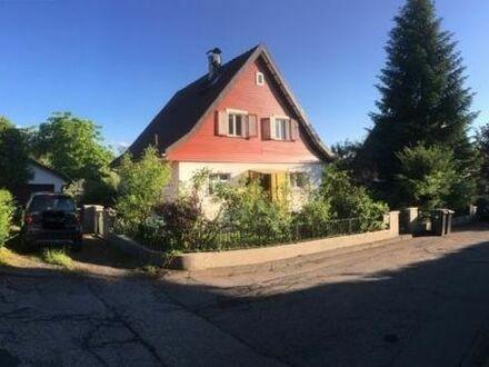Haus zu vermieten in Steinen Lkr. Lörrach nähe Basel CH