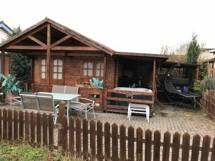 Haus am See in Biblis zu verkaufen - dauerhaft bewohnbar!