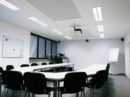 Seminarraum/Schulungsraum mieten in Karlsruhe (Nähe Hbf & Zentrum)
