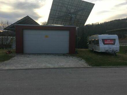Wohnmobil-Garage im Zollernalbkreis zu vermieten