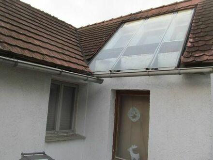 91154 Roth kleines Haus mit 2 Zimmer + Küche ,Bad ,WC mit Überdachter Terrasse im grünen