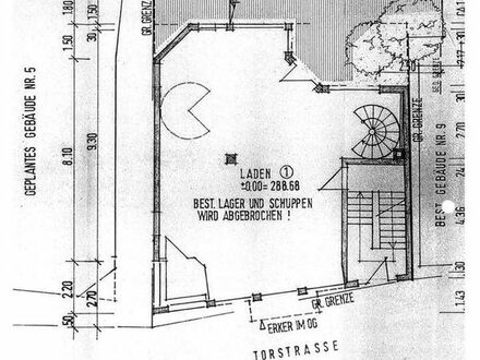 Laden/Büro in Winnenden 72 m² + Nebenräume