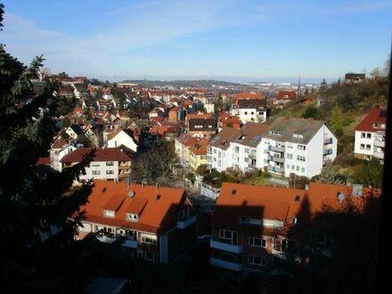 Möblierte 2 Zi-Küche-Bad-Whg. in Stuttgart-Ost befristet unter zu vermieten