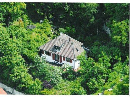 Kleines Einfamilienhaus mit Charme in selten schöner Lage
