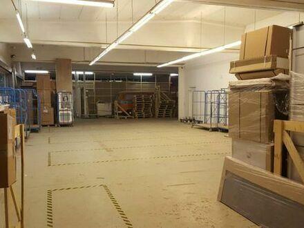 ca.250m² Lagerhalle mit Bürofläche und Rampe Lagerraum Lagerhalle Lagerfläche Lager Halle Lagerplatz