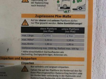 Tiefgaragenstellplatz zentrumsnah in Esslingen