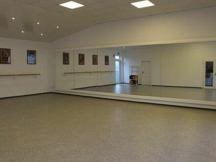 Tanzstudio, Tanzraum, Übungsraum in Eitorf zu vermieten, gesamt Fläche 120 qm