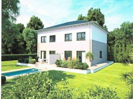 Neubau-Doppelhaushälfte in Prien am Chiemsee