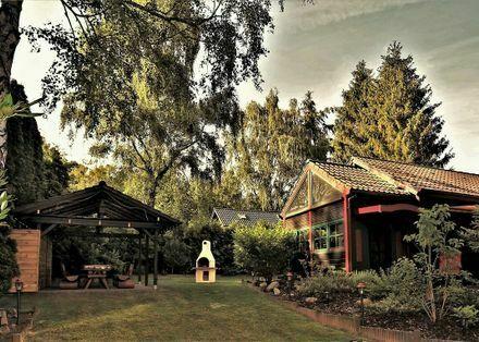 Idylle im Pfälzerwald - Wochenendhaus Auf dem Mundhardter Hof