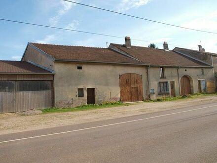 Liebevoll renovierter Bauernhof Frankreich Haute-Marne