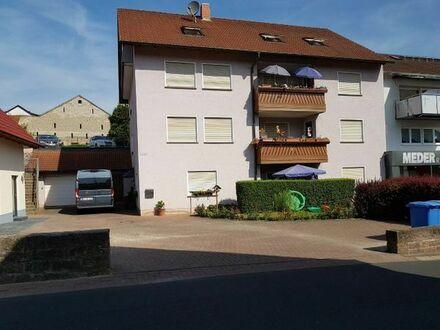 4,5 Zimmerwohnung in Hammelburg-Untererthal
