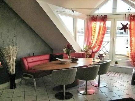 Helle Wohnung mit Dachterrasse in München Sendling
