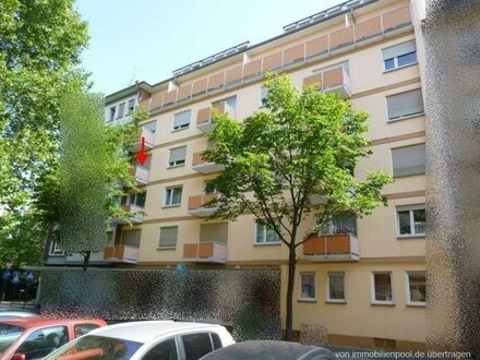 Schöne 2 Zimmer Wohnung in gesuchter Lage von Ludwigshafen Süd