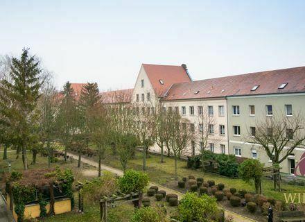Wohnen im grünen Karree von Zerbst, 2-Raum-Eigentumswohnung