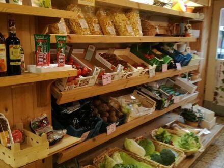 Obst & Blumen & Gemüse Geschäft