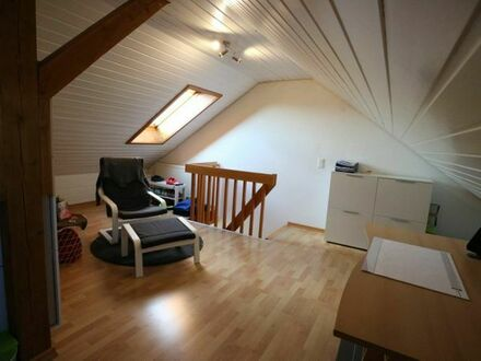 3 Zimmer Studiowohnung mit großem Balkon und Stellplatz Michelbach/Bilz