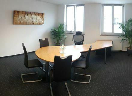 Büro / Besprechungsraum flexibel in Ingolstadt mieten