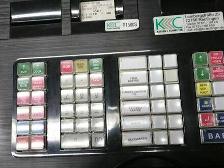 Kasse für den Einzelhandel - SHARP ER-A411
