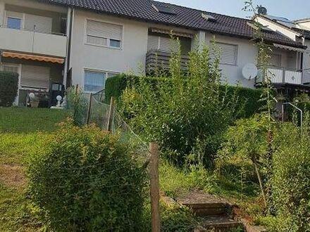 Freundliches Reihenmittelhaus mit Balkon und Garten in Plochingen