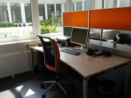 Büro-Arbeitsplatz