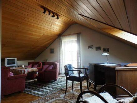 Sehr schöne 1 1/2 - Zimmer-Wohnung, voll möbliert